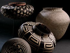 Wounaan Hӧsig Di: An Introduction  Wounaan Baskets: black and white collectionMany times in nature, our surroundings are so beautiful that...