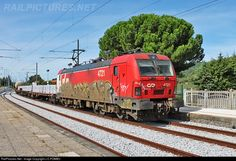 RailPictures.Net Photo: CP 4721 Caminhos de Ferro Portugueses Siemens CP 4700 series at Castelo Novo, Portugal by J.C.POMBO