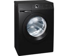 Gorenje W6222PB/S Waschmaschine - Schwarz, 6 kg, 1200 U/Min, A++