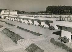 Gran Hotel de La Toja. Campo de Deportes. La Toja | por Biblioteca Facultad de Empresa y Gestión Pública