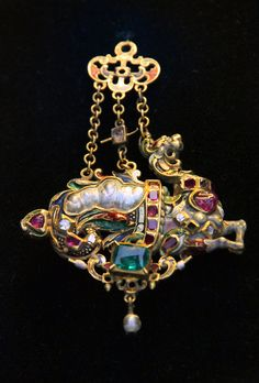 Hungarian, 17th century, Jewellery @ Hungarian National Museum - Budapest