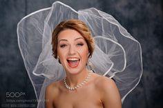 Bride by KrzysztofSerafiski