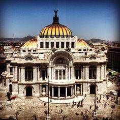 Palacio Bellas Artes, México DF  - Fotografía:  Ale Guti