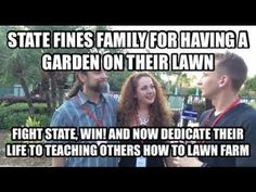 Grow your own! Fight the state!