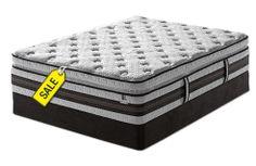 Serta iSeries® Hybrid Mattresses| Serta.com- iSeries® Profiles™ Caliber Super Pillow Top