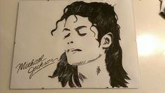 Quilled Michael Jackson