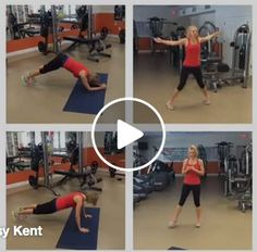 Workout with Missy Fitness Nutrition, Full Body, Abs, Challenges, Exercise, Workout, How To Plan, Ejercicio, 6 Pack Abs