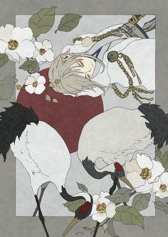 Cute Anime Character, Character Art, Character Design, Manga Art, Manga Anime, Anime Art, Boy Art, Touken Ranbu, Drawing Reference