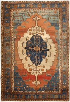 Persian Serapi- This one is sold but in search of similar rug for living room