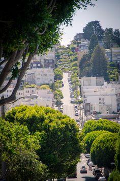 8 choses à faire à San Francisco, Lombard Street » Claire Elise Hatterer