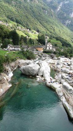 Valle Verzasca  (Switzerland)