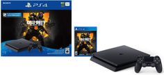 PlayStation 4 Slim Console - Call of Duty: Black Ops 4 Bundle by Sony Interactive Entertainment LLC Playstation 4 Bundle, Online Video Games, New Ps4, Black Ops 4, Call Of Duty Black, Ps4 Controller, Geek Gifts, Shopping, Bodybuilding