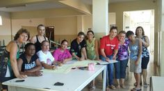 Professoras da Barra do Jacaré em greve, em 2015. A luta continua por valorização e qualidade da educação.