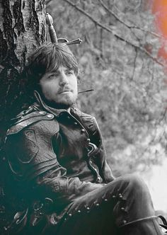Athos of The Musketeers