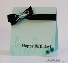 A Busy Little Craftee Bee-Happy Birthday