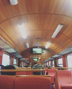 Flam romantic train. . . . . #flåm#romantic#train#플롬#로맨틱#열차#칙칙폭폭#기차여행#추억#tour#여행스타그램#여행
