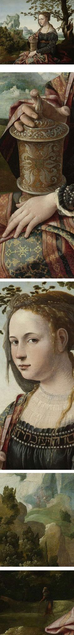 Pocket : Eye Candy for Today: Jan van Scorel's Maria Magdalena