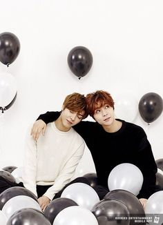 NCT • NCT U Hansol and Johnny