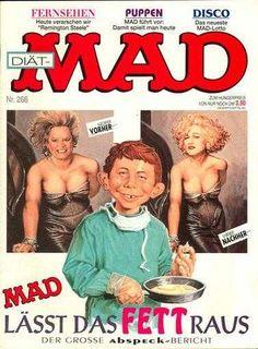 Mad #266 - Mad Lasst das Fettraus