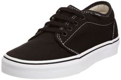 Shop Vans Vulcanized, Unisex-Adults' Trainers ✓ free delivery ✓ free returns on eligible orders Sneakers Mode, Sneakers Fashion, Fashion Shoes, Skate Shoes, Vans Shoes, Vans Footwear, Men's Vans, Vans 106 Vulcanized, Buy Vans