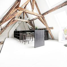 156 vind-ik-leuks, 3 reacties - F U R N V I E W (@furnview) op Instagram: '♡ #Antwerpen #loft #interieur #scandicinterior #scandinavischwonen #scandiroom #wood #design…'