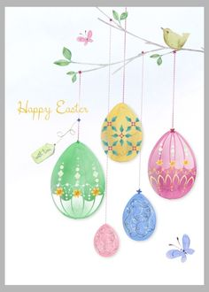 Victoria Nelson - Easter Egg Cluster Branch Copy