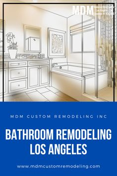 An affordable bathroom remodel doesn't mean you will go for the cheap services. The smart strategies given by reliable contractors can help you get an affordable bathroom remodel in LA.
