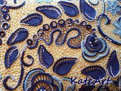 Irish crochet &: Irish lace by Ekaterina Orlova