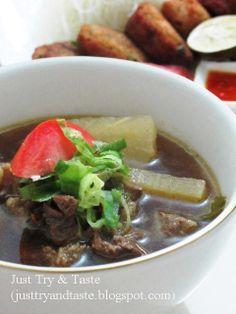 Just Try & Taste: Soto Padang