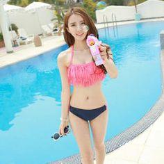 Fringed Bikini