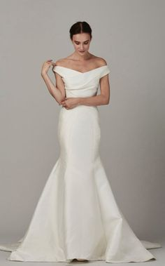 Featured Photographer: Lela Rose; Wedding dress idea.