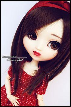 ~ Custom Pullip for Angie Kuroinatsu ~ | Flickr - Photo Sharing!