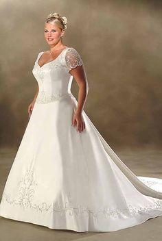 plus+size+wedding+dresses+images | Elegant Plus Size Wedding Dresses Style » plus-size-wedding-dresses ...
