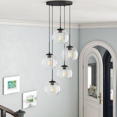 Entryway Light Fixtures, Entryway Chandelier, Modern Light Fixtures, Pendant Chandelier, Globe Pendant Light, Entry Way Lighting Fixtures, Globe Light Fixture, Kitchen Chandelier, Hanging Light Fixtures