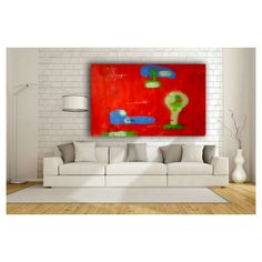 https://www.vangoart.co/mina-gavala/the-simple-is-nice  modern painting wall original decor oil.