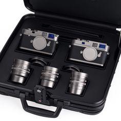 """Leica M Set Edition """"Leica 100"""" - Null Series 24/25 - Leica Store Miami"""