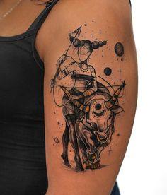 Best Tattoos von Awesome Tattoo Artist Robson Carvalho - Fairy from farfar away - Tattoo-Ideen Tattoo Dotwork, Mädchen Tattoo, Piercing Tattoo, Body Art Tattoos, Sleeve Tattoos, Tatoos, Twin Tattoos, Samoan Tattoo, Polynesian Tattoos