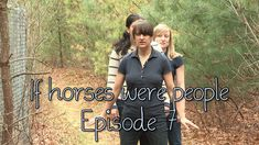 "Another great episode of ""If Horses were People"" from our friends at SmartPak!"
