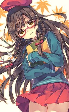 [pixiv] Glasses girls! - pixiv Spotlight