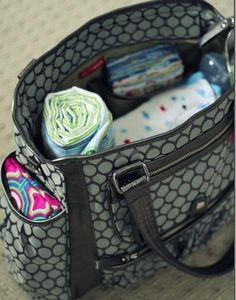 Pack A Better Diaper Bag with Mommy Must-Haves!