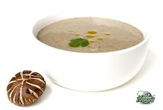 La Cuisine de Bernard : Soupe Avoine et Shiitakés