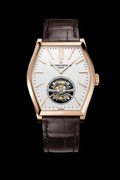 Vacheron Constantin - Same watch as the one I just pinned, but so different.