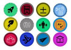 Quest & Reward Badges