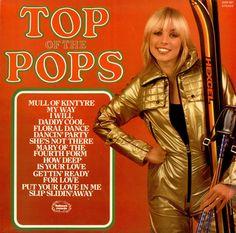 top of the pops vinyl album - Bing images Nostalgic Music, Buy Vinyl Records, Ready For Love, Pop Albums, Cool Album Covers, Pochette Album, Pop Hits, Baby Boomer, Pop Rock