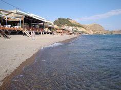 Skala Eressos Beach, Lesvos