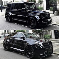 Mercedes-Benz wagon and Gle