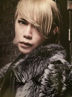 Dir En Grey Shinya 2016