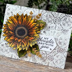 Fall Cards, Xmas Cards, Sunflower Cards, Sympathy Cards, Greeting Cards, Fun Fold Cards, Stamping Up Cards, Thanksgiving Cards, Card Making Inspiration