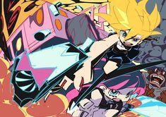 Anarchy Stocking - Panty and Stocking With Garterbelt - Zerochan Anime Image Board Panty And Stocking Anime, Character Art, Character Design, Character Inspiration, Wallpaper Pc, Anime Comics, Magical Girl, Japanese Art, Cartoon Art