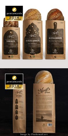 Bread packaging PD:
